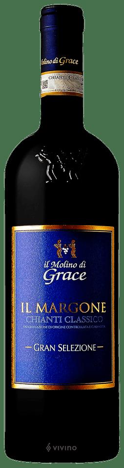 Il Molino di Grace Chianti Classico Gran Selezione Il Margone 2015