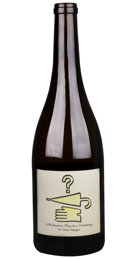 Sonoma Mountain Chardonnay 2018 Lost and Found Cellars 'The Nines Vineyard'