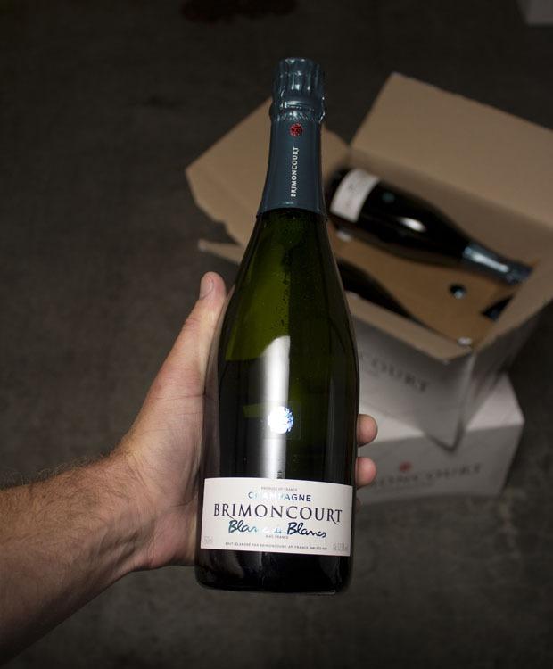Brimoncourt Champagne Blanc de Blancs Brut NV