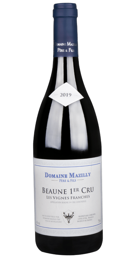 Domaine Mazilly Premier Cru Beaune Vignes Franches 2019 Burgundy Rouge