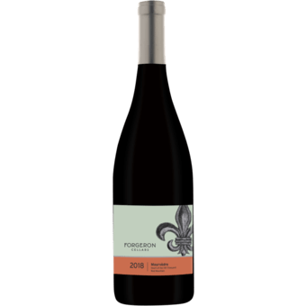 2018 Forgeron Heart Of The Hill Mourvedre