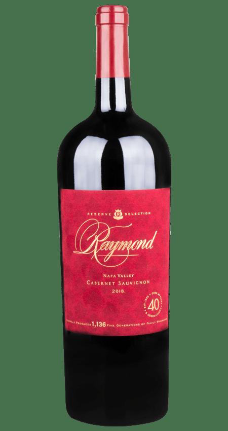 Raymond Vineyards Napa Valley Cabernet Sauvignon Reserve Selection 2018 1.50 Liter