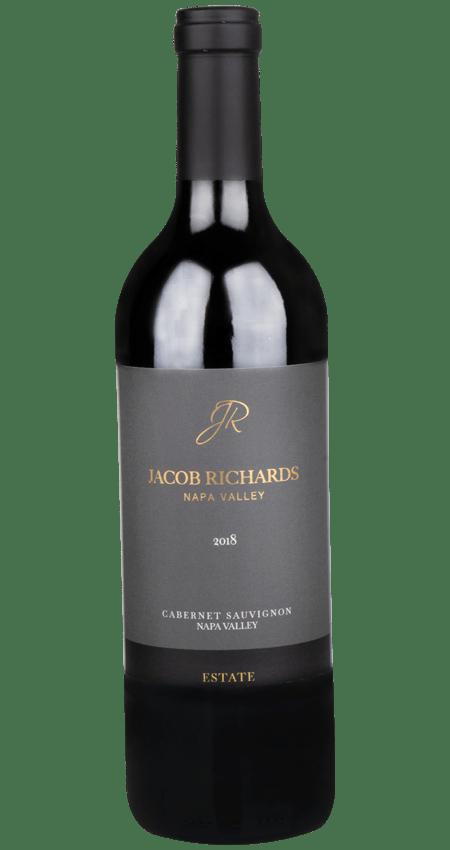 Jacob Richards Napa Valley Cabernet Sauvignon 2018