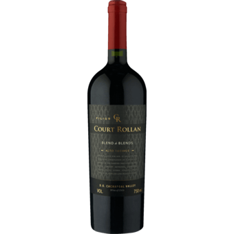 2018 Casas Del Toqui Court Rollan Filius Blend De Blends Red