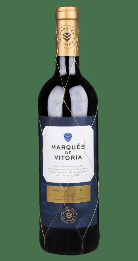 Marqués de Vitoria Rioja Gran Reserva 2011