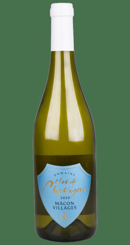 White Burgundy 2020 Domaine Clos de Chevigne Mâcon