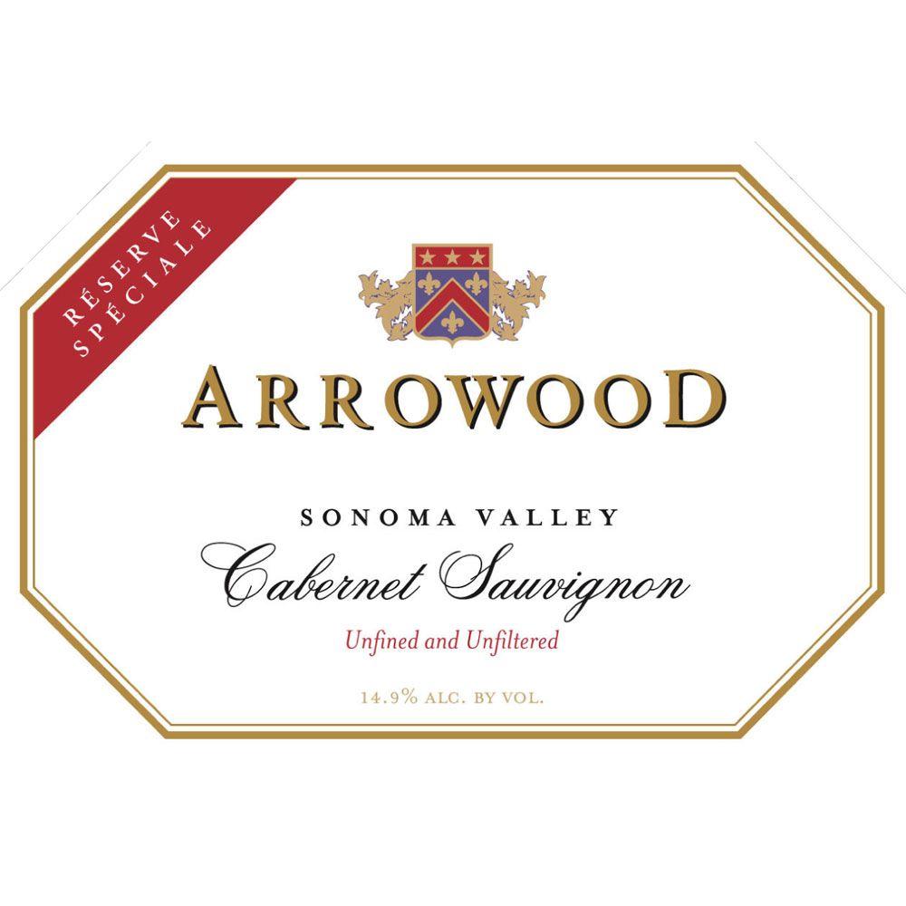 Arrowood Reserve Speciale Cabernet Sauvignon 2004