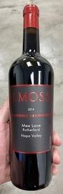 2014 J. Moss Mee Lane Rutherford Cabernet (93JS)