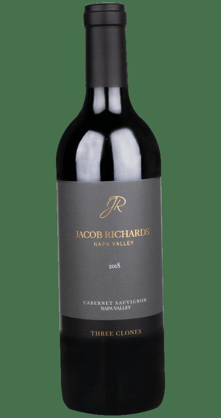Jacob Richards Napa Valley Cabernet Sauvignon 3 Clones 2018