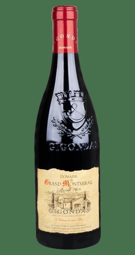 94 Pt. Gigondas Domaine du Grand Montmirail Le Côteau de Mon Rêve 2019