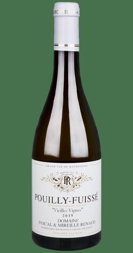 Domaine Pascal et Mireille Renaud Pouilly-Fuissé Vieilles Vignes 2019