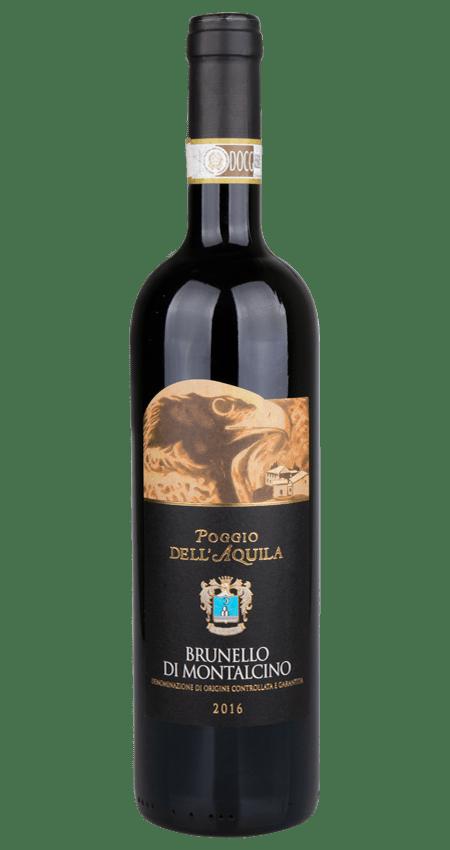 Poggio dell'Aquila Brunello di Montalcino 2016
