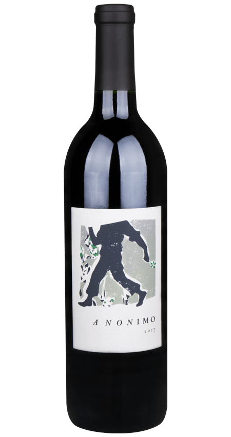 Anonimo Red Blend Paso Robles 2017