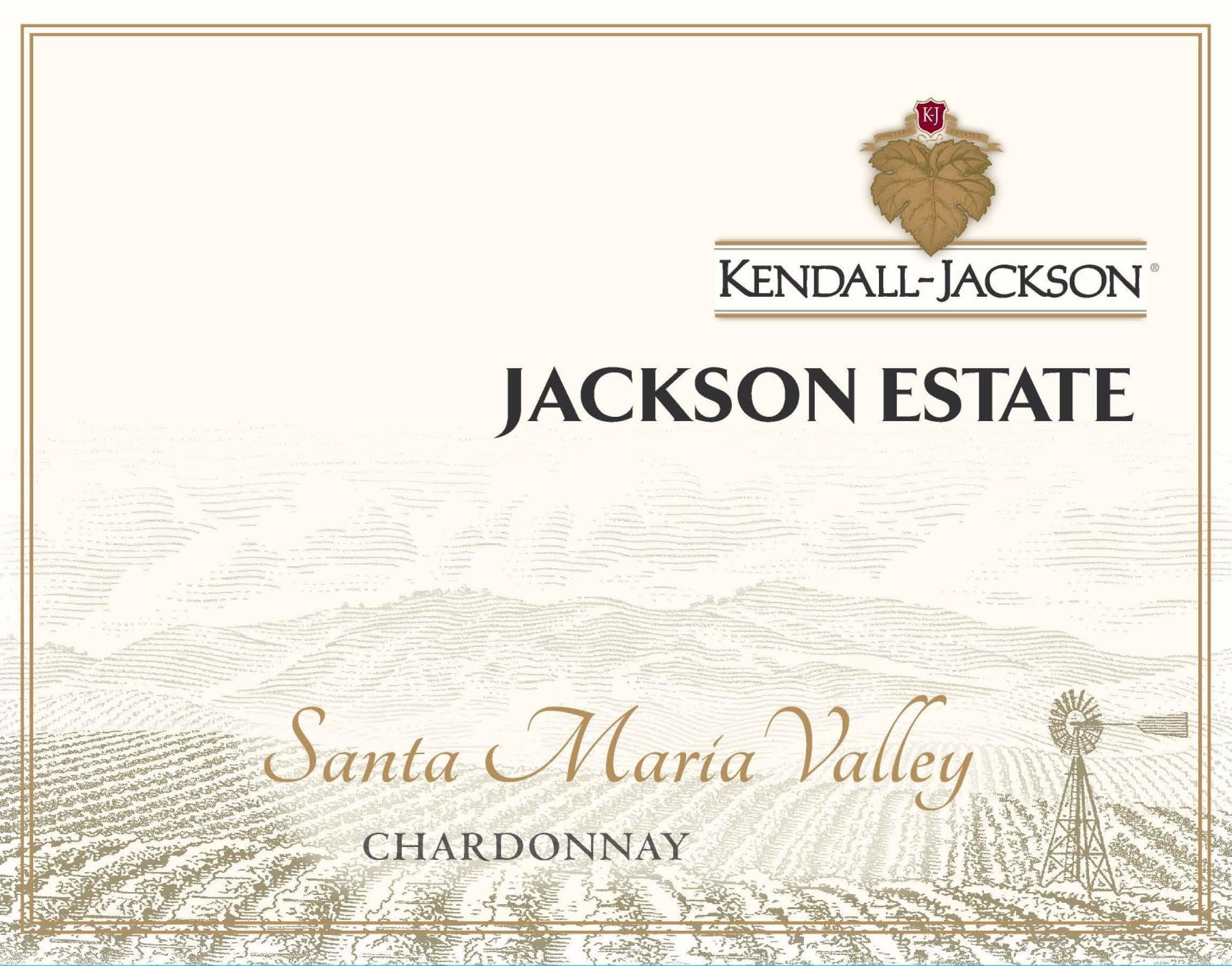 Kendall-Jackson Jackson Estate Santa Maria Valley Chardonnay 2018