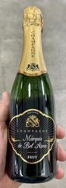 375ML HALF BOTTLE Marquis de Bel Aires Champagne France