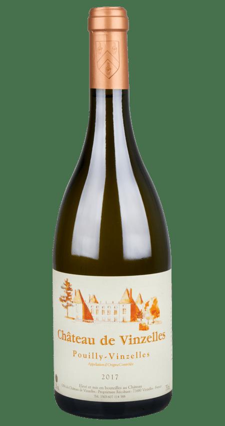 White Burgundy 2017 Château de Vinzelles Pouilly Vinzelles Chardonnay