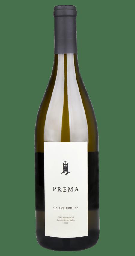 Prema Cellars Russian River Valley Chardonnay Catie's Corner 2018