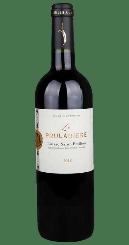 92 Pt. La Pruladière Lussac Saint-Émilion 2018