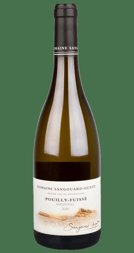 Pouilly-Fuissé White Burgundy Domaine Sangouard-Guyot Ancestral 2020