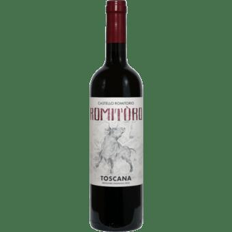 2018 Castello Romitorio 'romitoro' Toscana Rosso