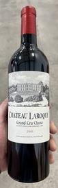 2018 Chateau Laroque Grand Cru Saint Emilion (96JD/95WS/95RP)