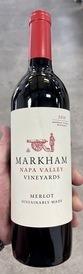 2018 Markham Napa Valley Merlot