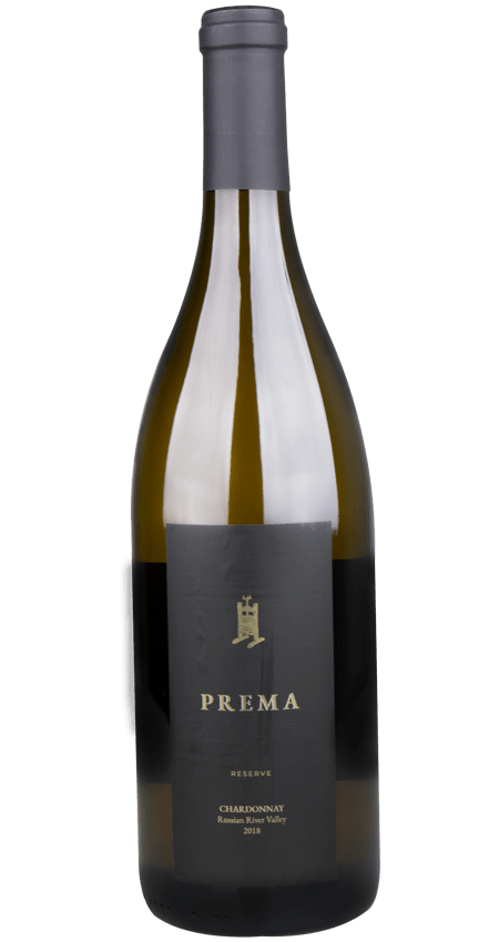 Russian River Valley Chardonnay Reserve 2018 Prema Cellars