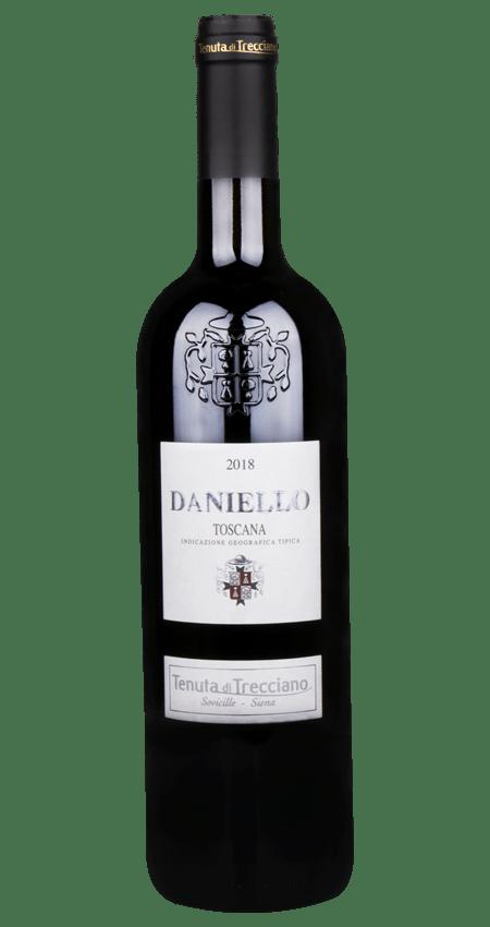 Super Tuscan Tenuta di Trecciano Daniello IGT Toscana 2018