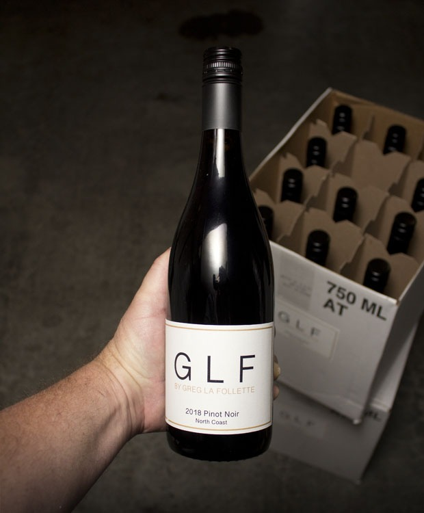 GLF by Greg La Follette Pinot Noir North Coast 2018