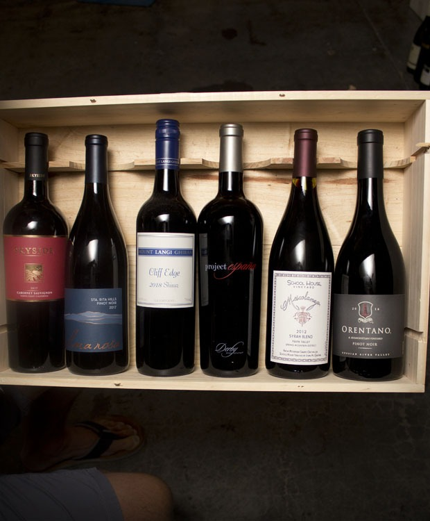 Birthday Special — 6 Bottle Combo (Red) $100