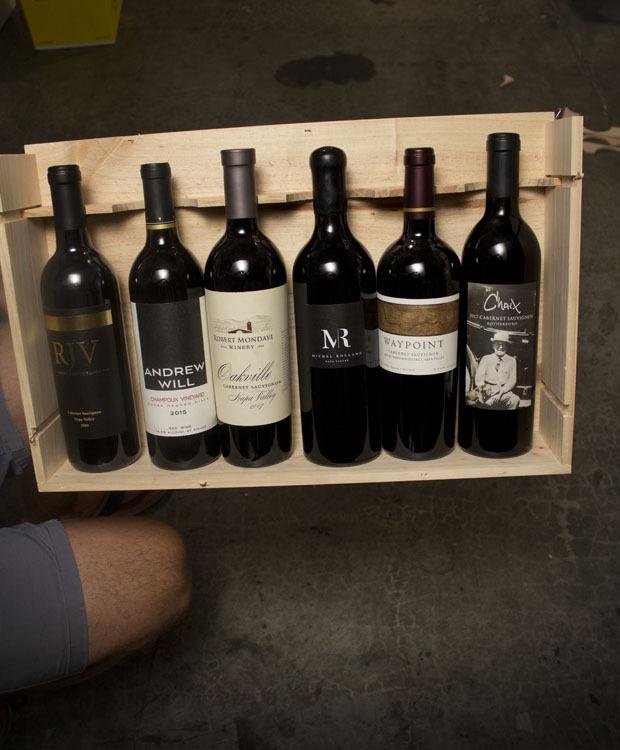 Birthday Special — 6 Bottle Combo (Cabernet Sauvignon) $300