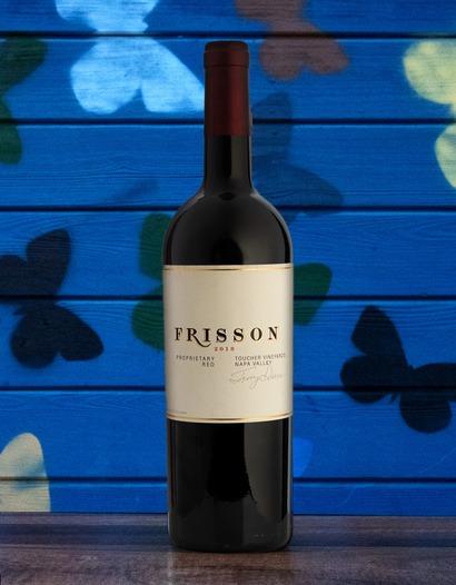 2018Toucher Vineyards Napa Valley Cabernet Blend