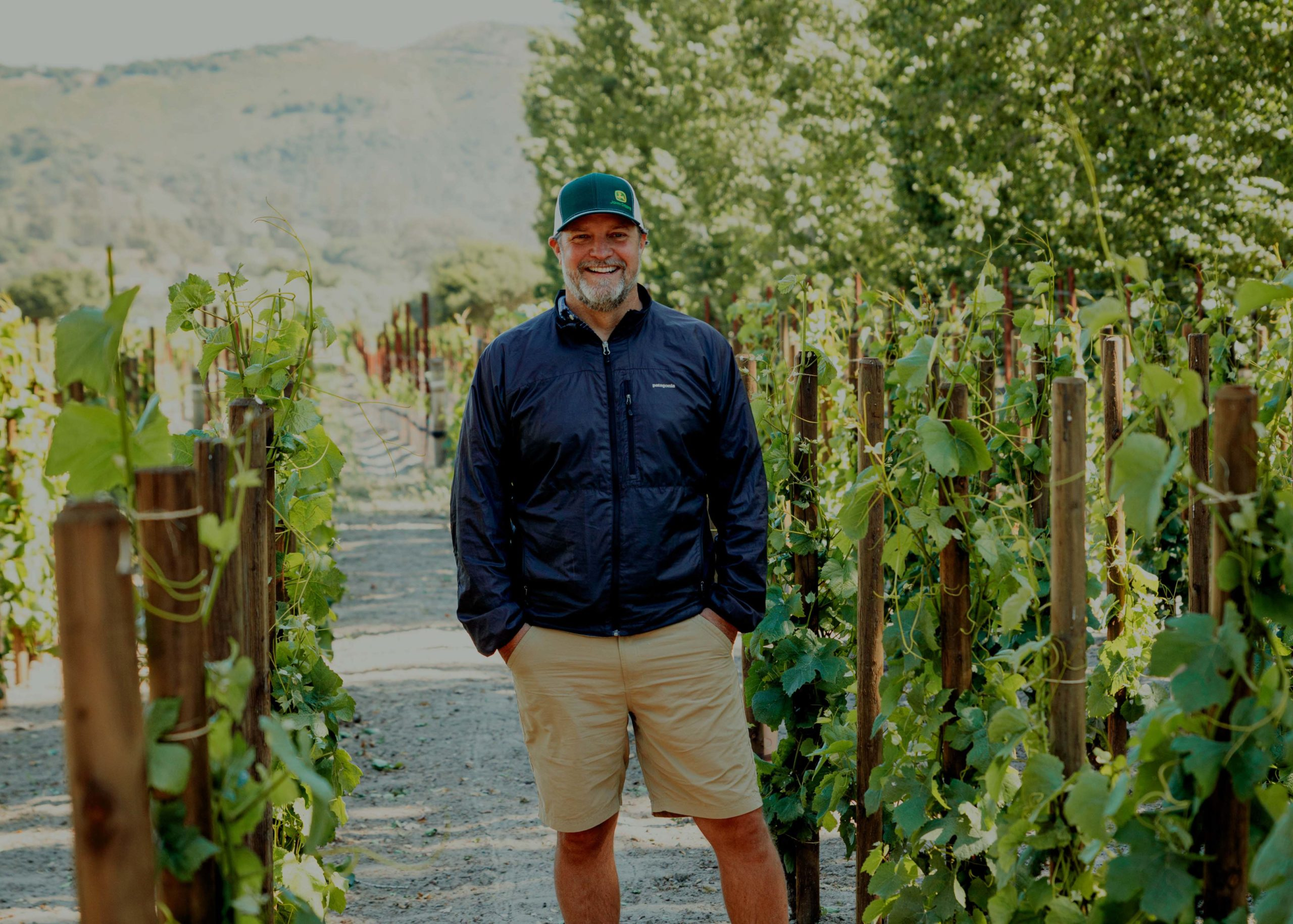 Q&A with Chad Melville, Co-Founder and Head Winegrower, Melville Winery (Sta. Rita Hills, CA)