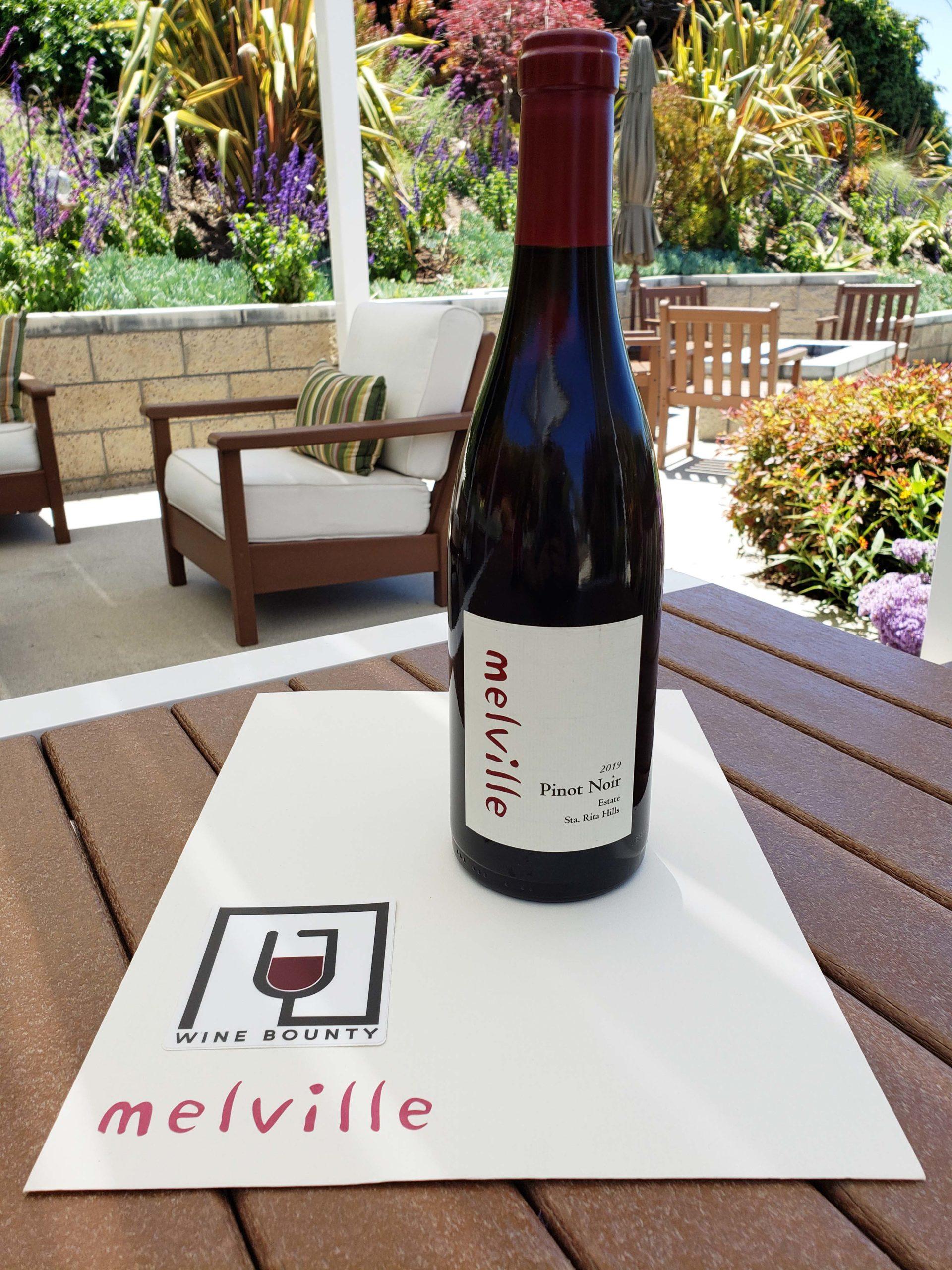 2019 Melville Estate Pinot Noir