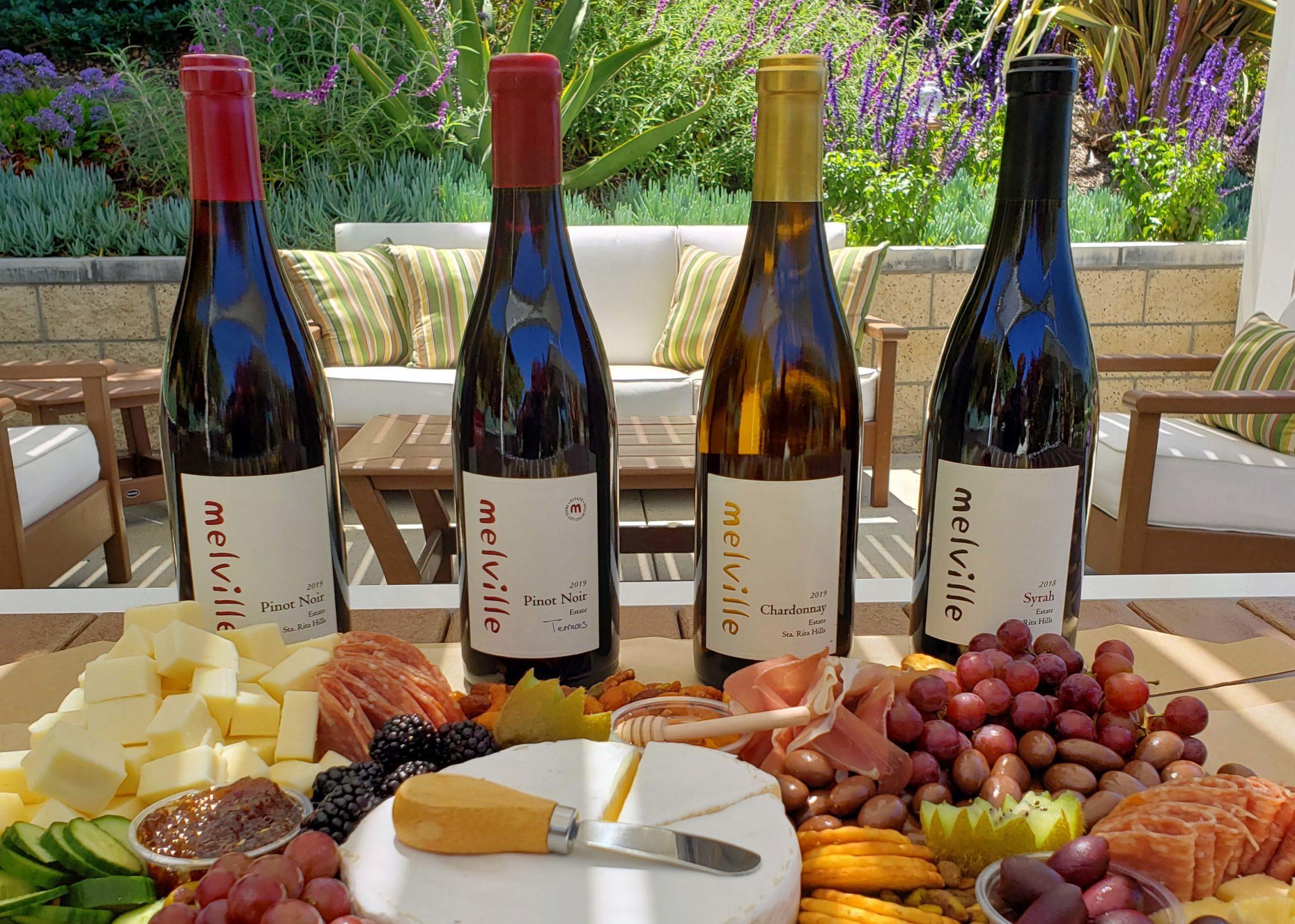 Melville Winery:  Affordable Elegance
