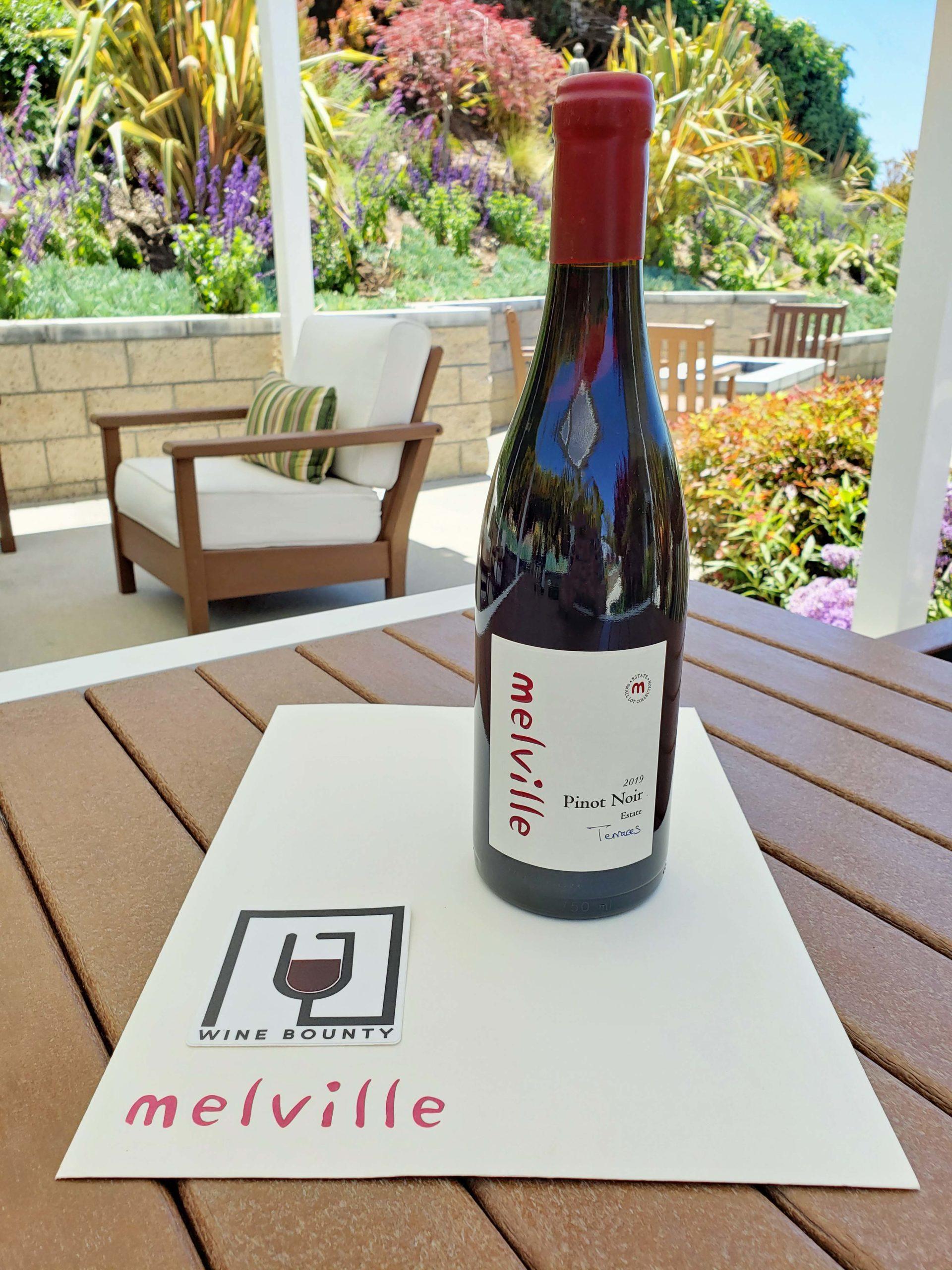 """2019 Melville Estate """"Terraces"""" Pinot Noir"""