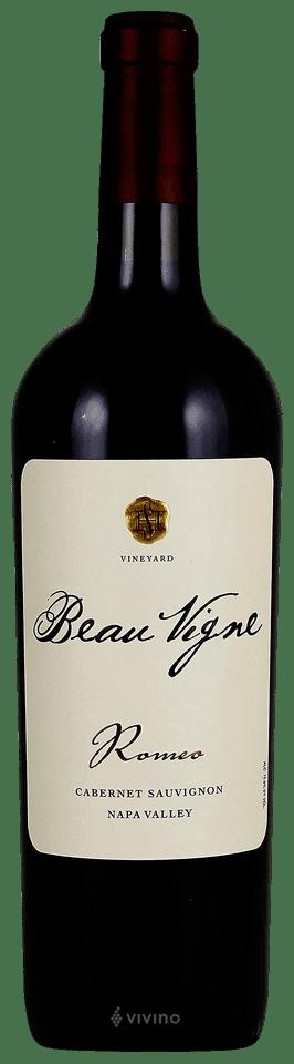 Beau Vigne Romeo Cabernet Sauvignon 2018