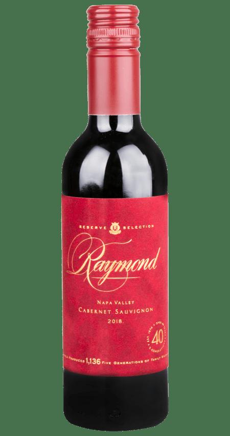 Raymond Vineyards Napa Valley Cabernet Sauvignon Reserve Selection Half Bottle 2018 375 ml
