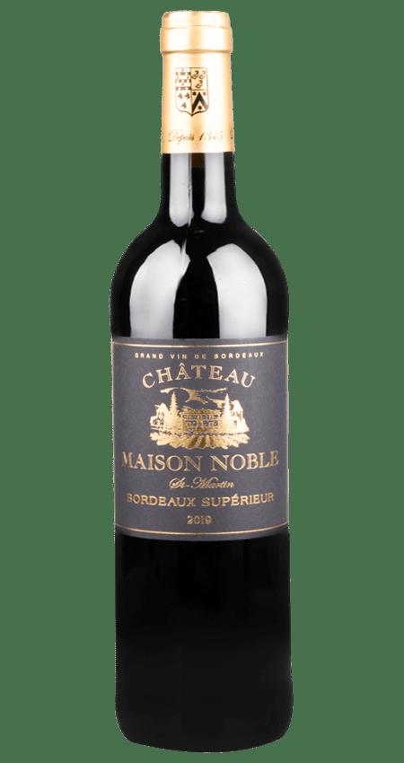 94 Pt. Château Maison Noble Cuvée Saint Martin Bordeaux Supérieur 2019