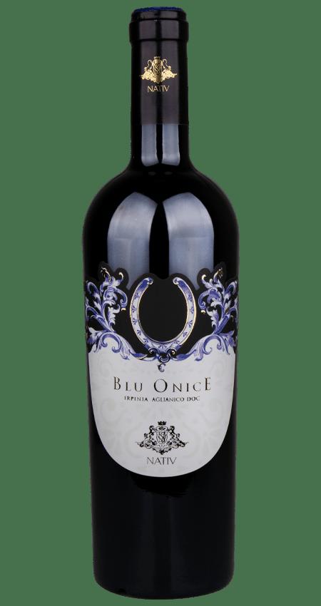 Nativ Blu Onice Aglianico Cru 2018