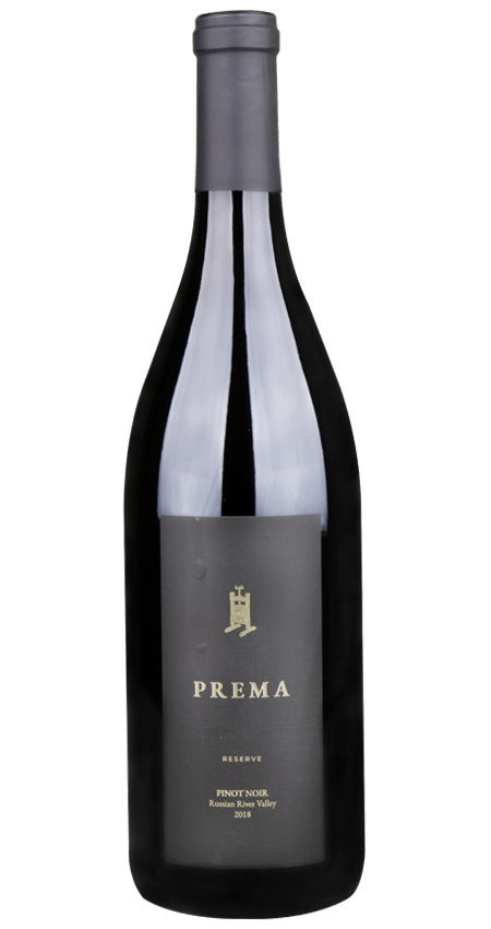 Prema Cellars Russian River Valley Pinot Noir Reserve 2018