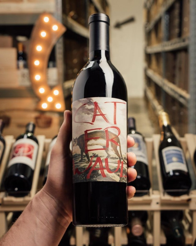 Caterwaul Regusci Vineyard Cabernet Sauvignon 2014