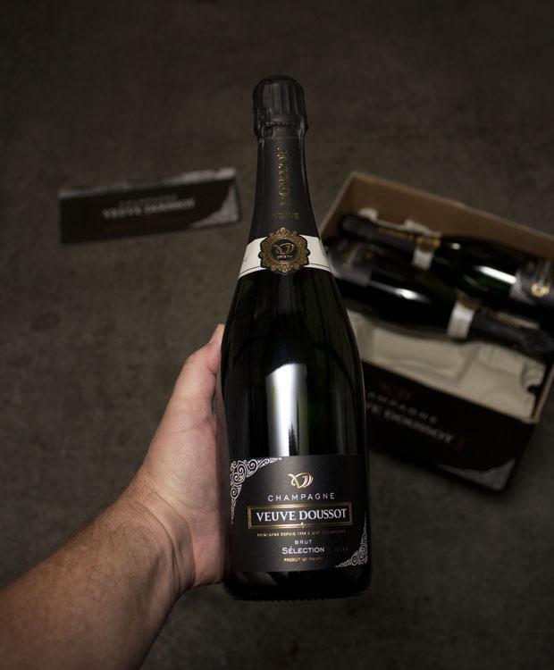 Veuve Doussot Champagne Brut Selection NV