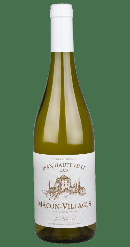 Jean Hauteville Mâcon-Villages White Burgundy 2020