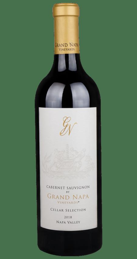 Grand Napa Vineyards Cabernet Sauvignon Cellar Selection 2018 Napa Valley