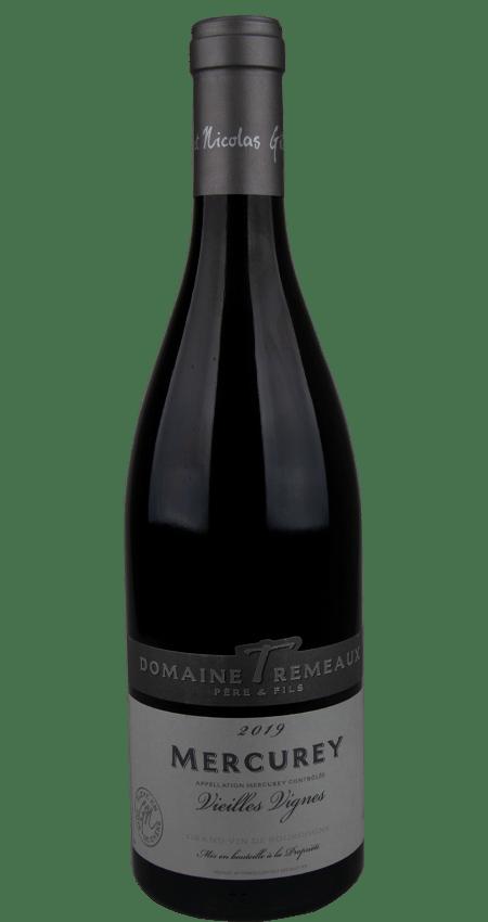 Domaine Trémeaux Père et Fils Mercurey Rouge Vieille Vignes 2019