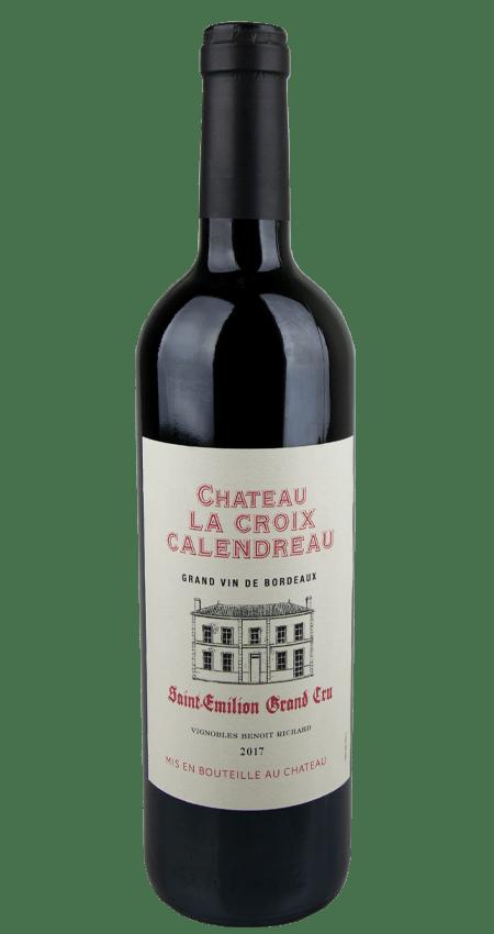 Saint-Émilion Grand Cru 2017 Château la Croix Calendreau