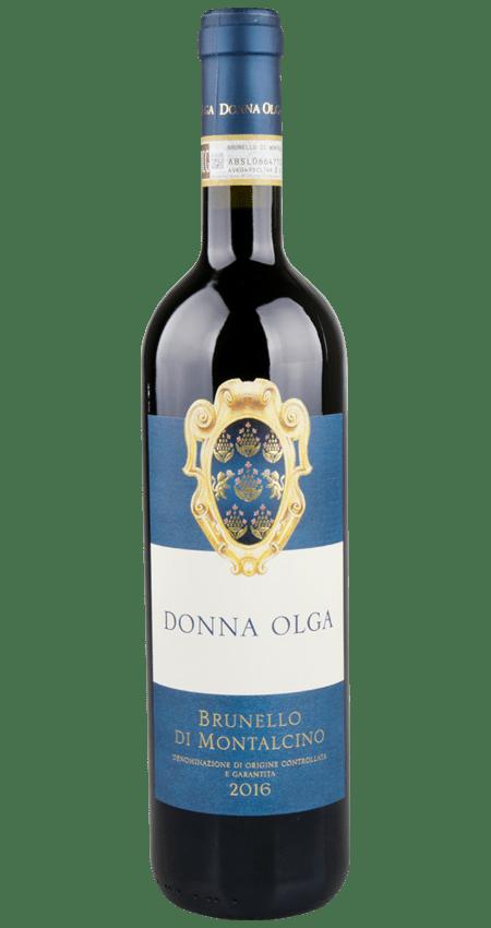 93 Pt. Donna Olga Brunello di Montalcino 2016