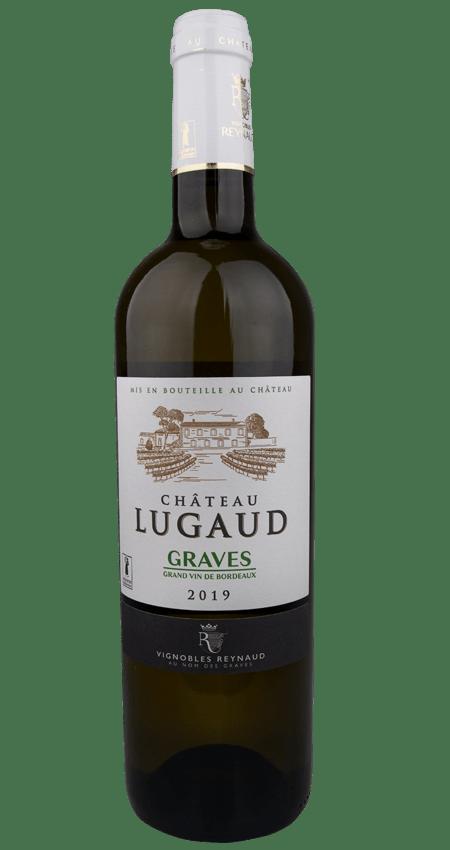 92 Pt. Graves White Bordeaux 2019 Château Lugaud