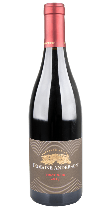 93 Pt. Domaine Anderson Estate Pinot Noir Anderson Valley 2015